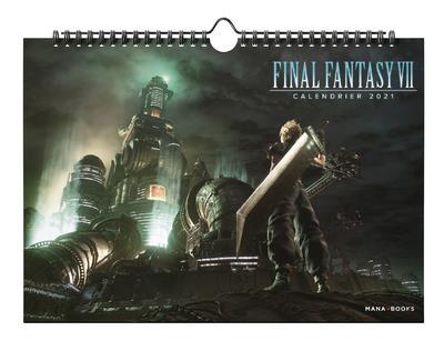 FINAL FANTASY VII - CALENDRIER 2021