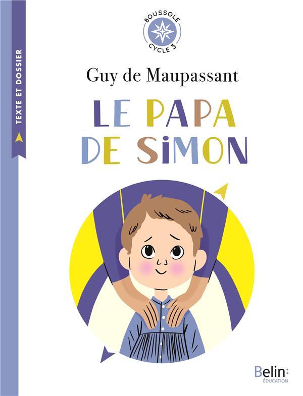 BOUSSOLE CYCLE 3 - LE PAPA DE SIMON