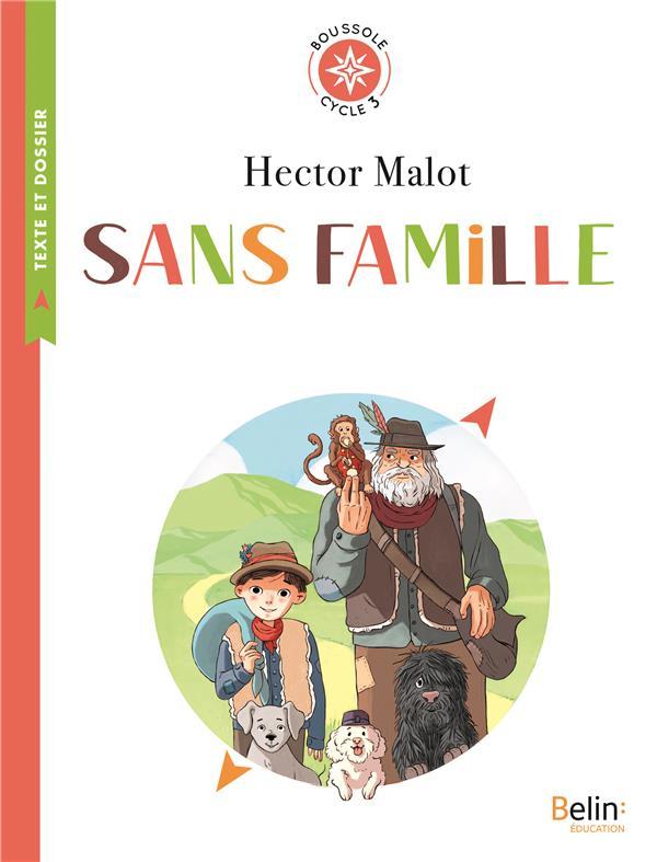 BOUSSOLE CYCLE 3- SANS FAMILLE