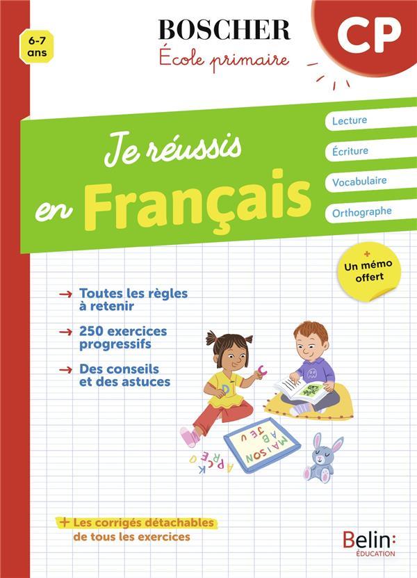 JE REUSSIS EN FRANCAIS CP