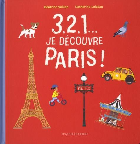 3, 2, 1... JE DECOUVRE PARIS