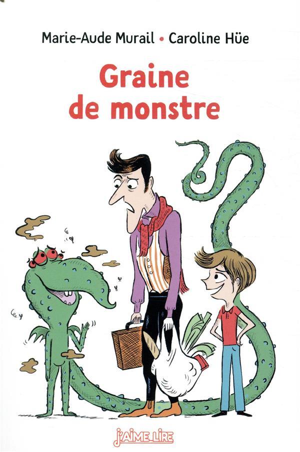 GRAINE DE MONSTRE - N  22 (RELOOK)