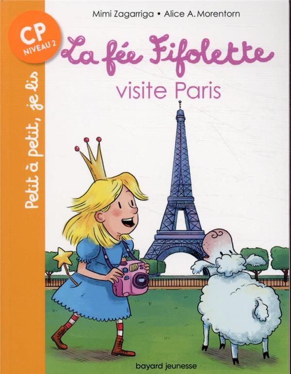 LA FEE FIFOLETTE VISITE PARIS