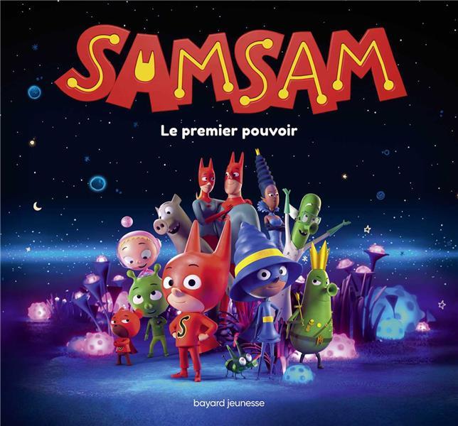 SAMSAM - LE GRAND ALBUM DU FILM