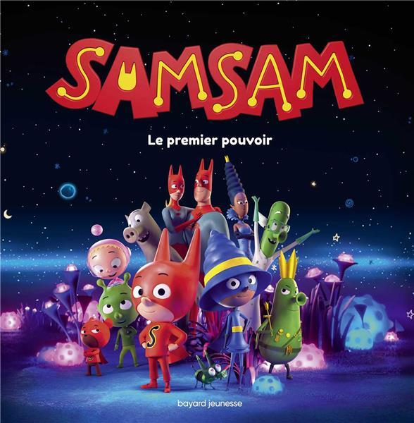 SAMSAM - L'ALBUM DU FILM