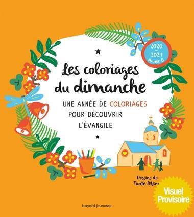 LES COLORIAGES DU DIMANCHE (ANNEE B)