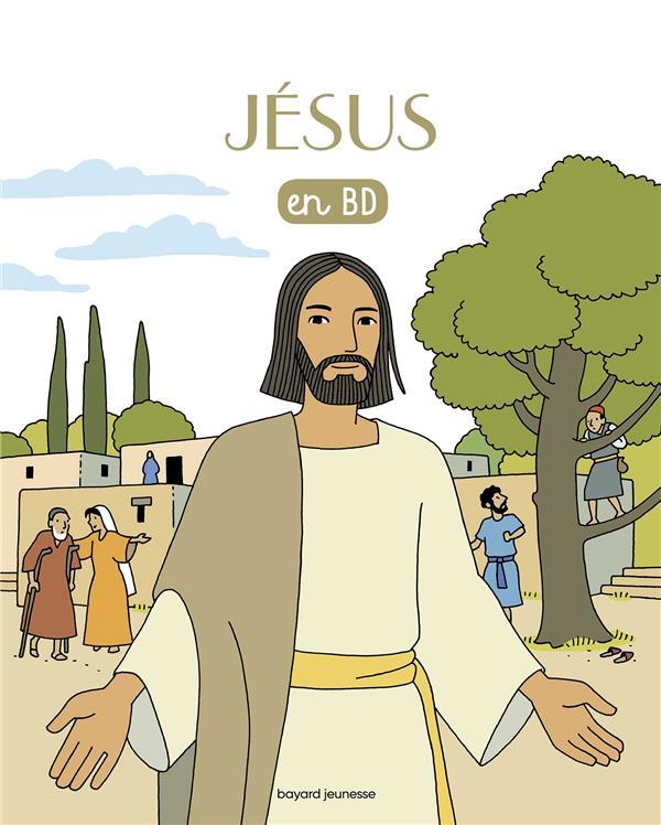 LES CHERCHEURS DE DIEU - T21 - JESUS EN BD