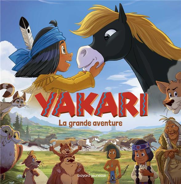 YAKARI - L'HISTOIRE DU FILM