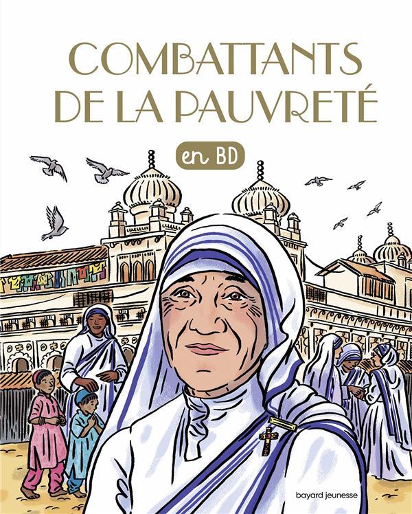 LES CHERCHEURS DE DIEU - T04 - COMBATTANTS DE LA PAUVRETE EN BD - CHECHEURS DE DIEU NE T.4 LES COMBA