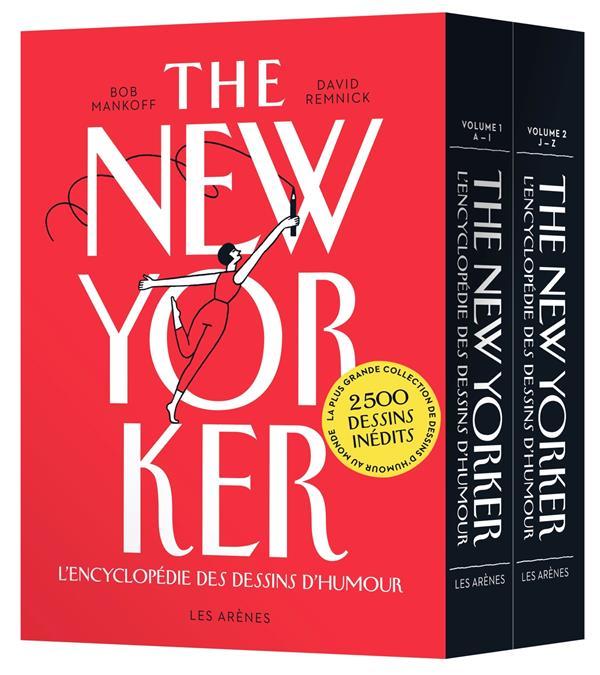 COFFRET THE NEW YORKER : L'ENCYCLOPEDIE DES DESSINS D'HUMOUR