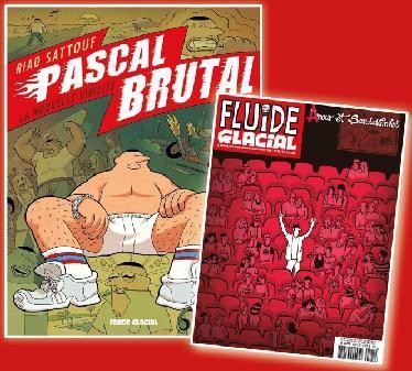 PASCAL BRUTAL - TOME 01 + MAGAZINE ANNIVERSAIRE OFFERT_LDS