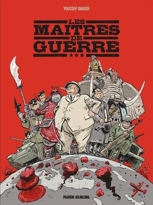 LES MAITRES DE GUERRE - NOUVELLE EDITION
