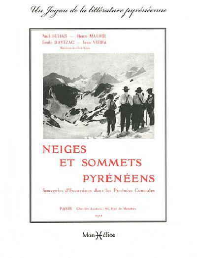 NEIGES ET SOMMETS PYRENEEENS