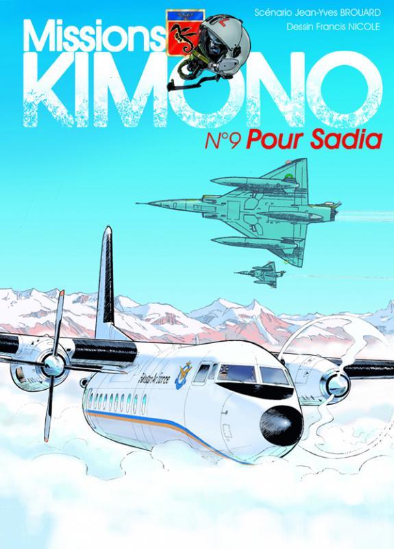 MISSIONS KIMONO T09 POUR SADIA
