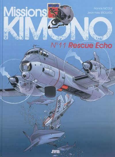 MISSIONS KIMONO T11 RESCUE ECHO