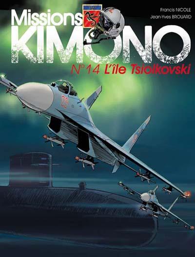 MISSIONS KIMONO T14 L'ILE TSIOLKOVSKI