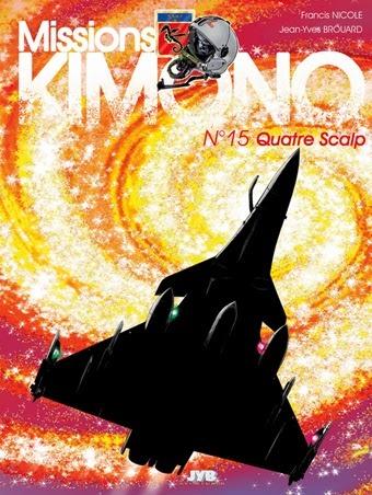 MISSIONS KIMONO T15 QUATRE SCALP