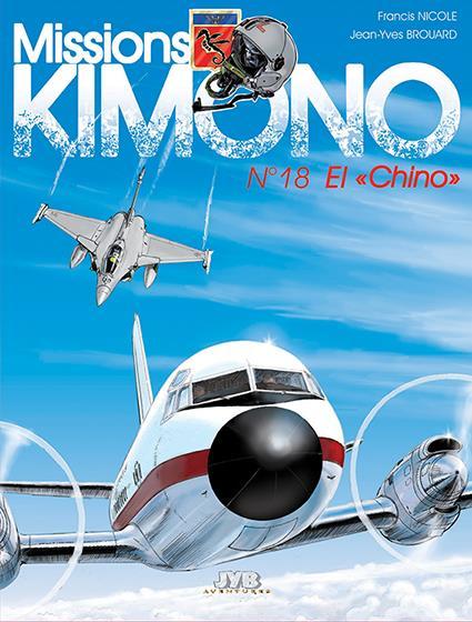 MISSIONS KIMONO T18 EL CHINO