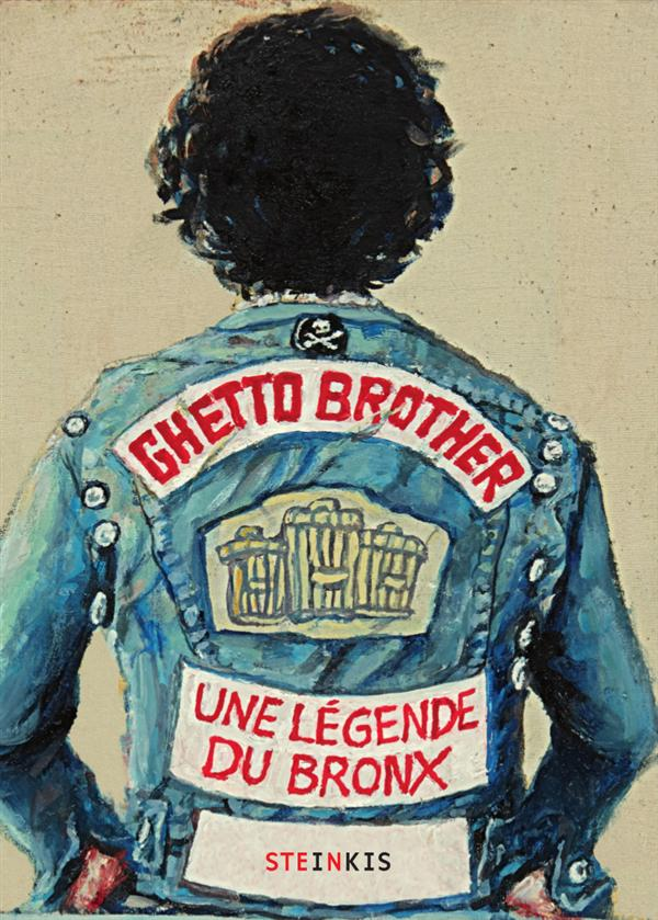GHETTO BROTHER - UNE LEGENDE DU BRONX