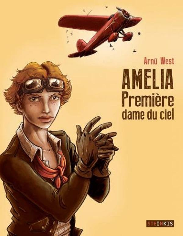 AMELIA - PREMIERE DAME DU CIEL