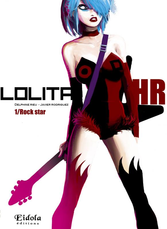 LOLITA HR T01-ROCK STAR