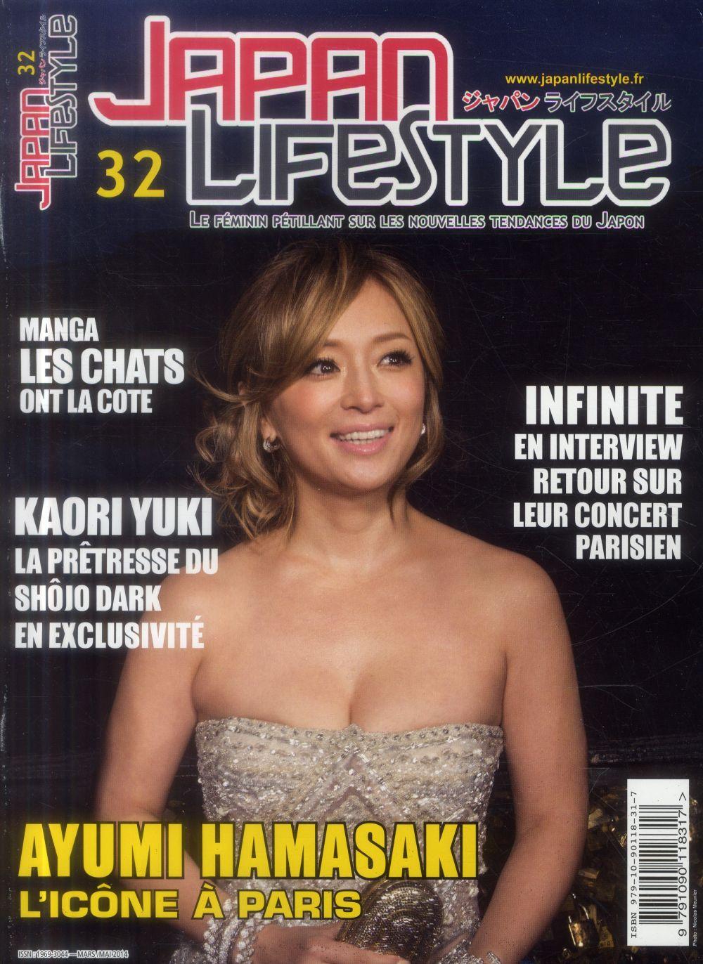 JAPAN LIFESTYLE 32 MARS - MAI 2014