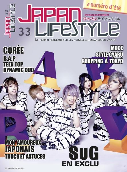 JAPAN LIFE STYLE 33 JUIL/SEPT 2014