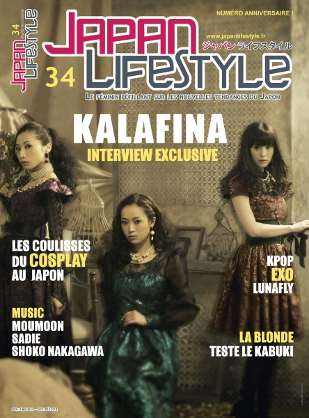 JAPAN LIFESTYLE N 34 OCT/DEC 2014