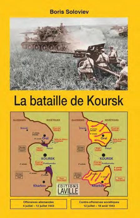 BATAILLE DE KOURSK (LA)