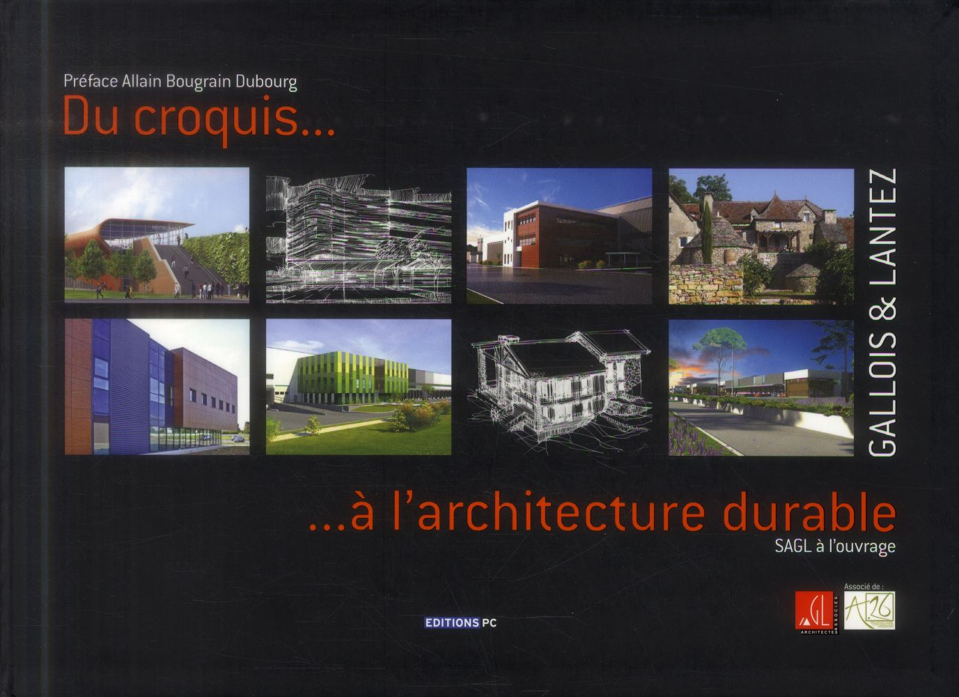 DU CROQUIS A L ARCHITECTURE DURABLE