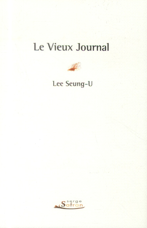 LE VIEUX JOURNAL