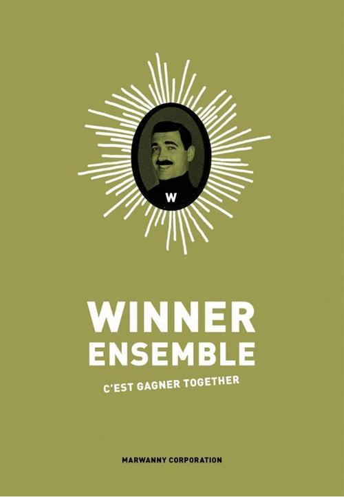 WINNER ENSEMBLE C'EST GAGNER TOGETHER