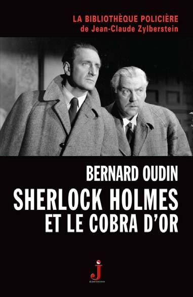 SHERLOCK HOLMES ET LE COBRA D'OR