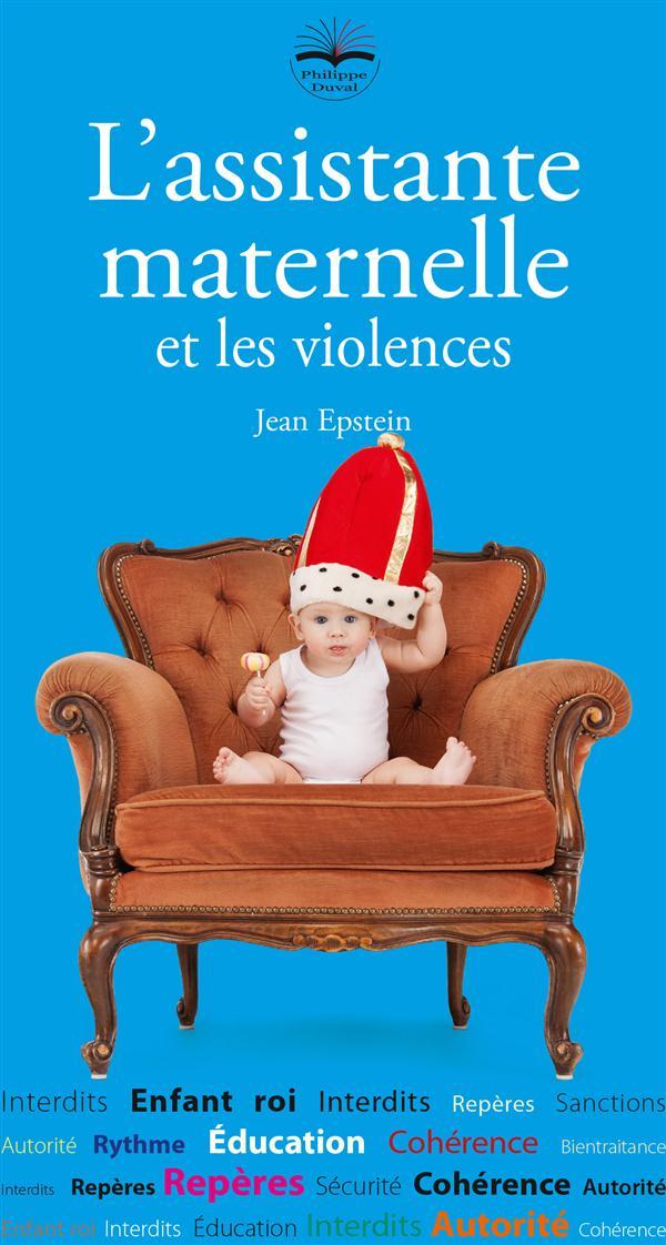 L ASSISTANTE MATERNELLE ET LES VIOLENCES