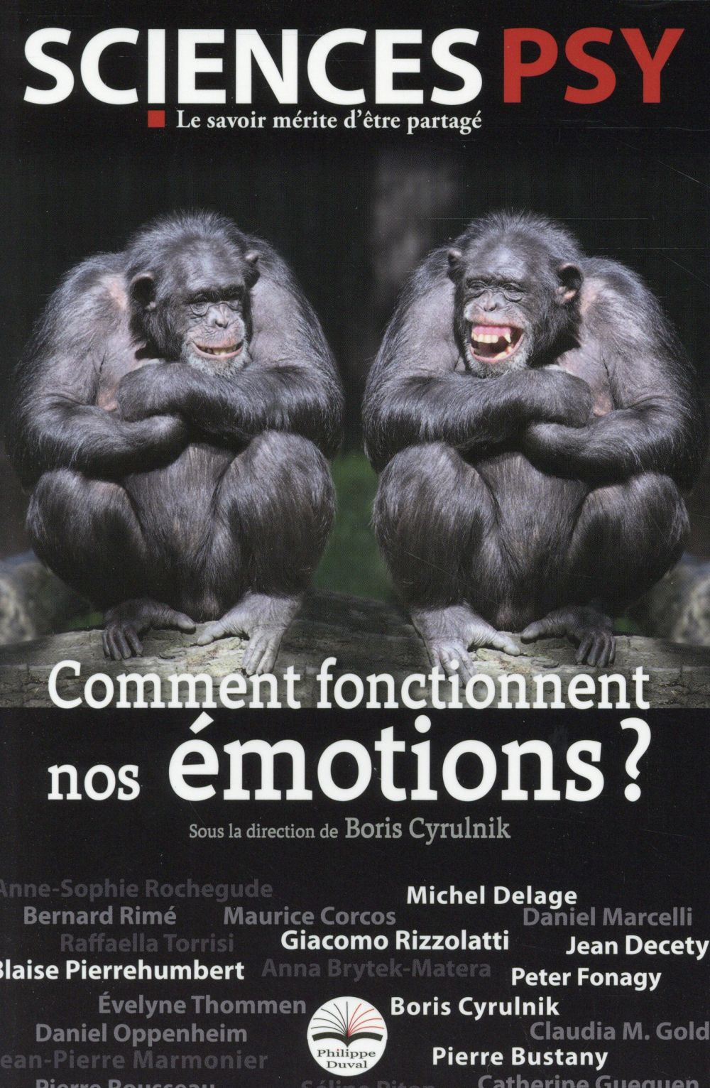 COMMENT FONCTIONNENT NOS EMOTIONS
