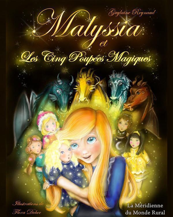 MALYSSIA ET LES CINQ POUPEES MAGIQUES