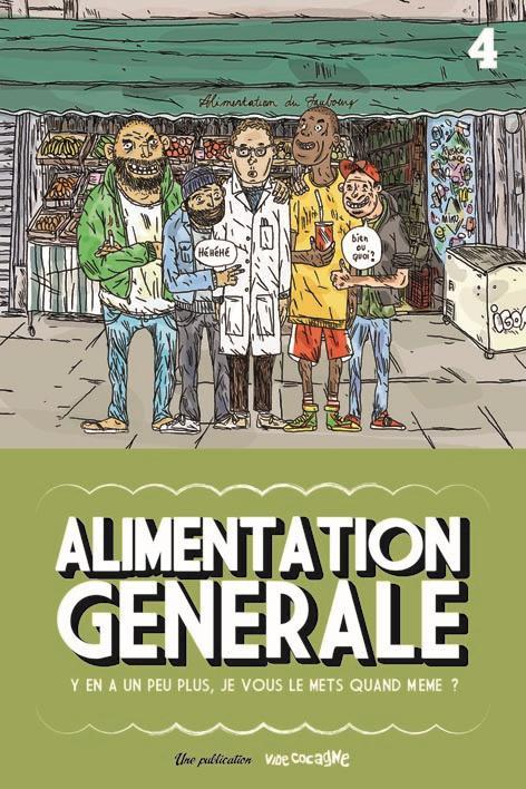 ALIMENTATION GENERALE T4
