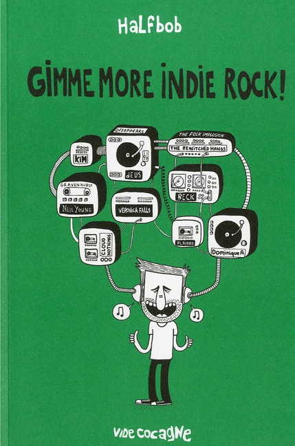 GIMME MORE INDIE ROCK