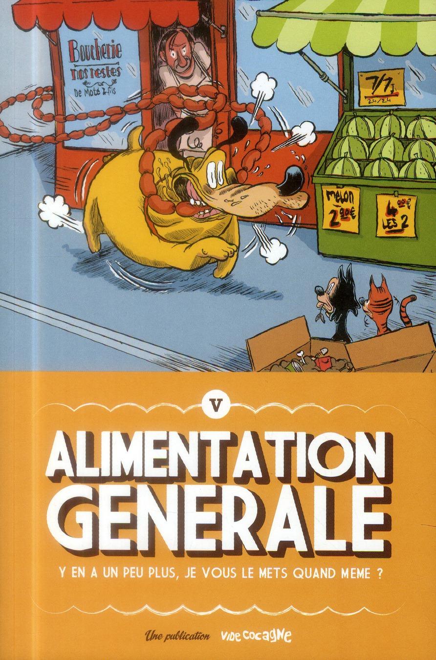 ALIMENTATION GENERALE T5