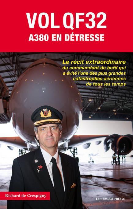 VOL QF32 - A380 EN DETRESSE