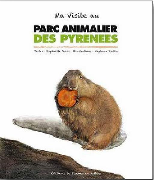 VISITE AU PARC ANIMALIER DES PYRENEES (MA)
