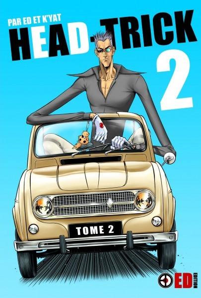 HEAD TRICK TOME 2