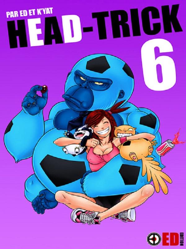 HEAD TRICK TOME 6