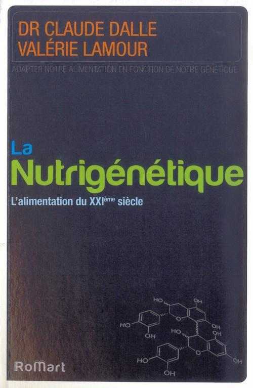 LA NUTRIGENETIQUE