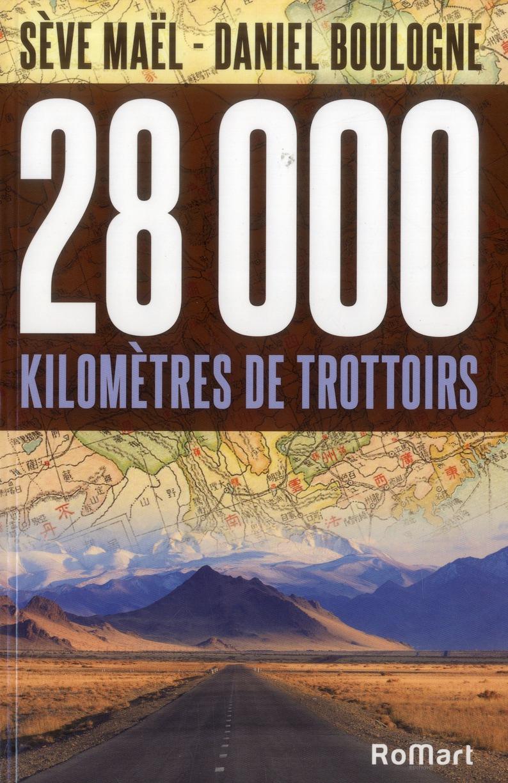 28000 KM DE TROTTOIRS