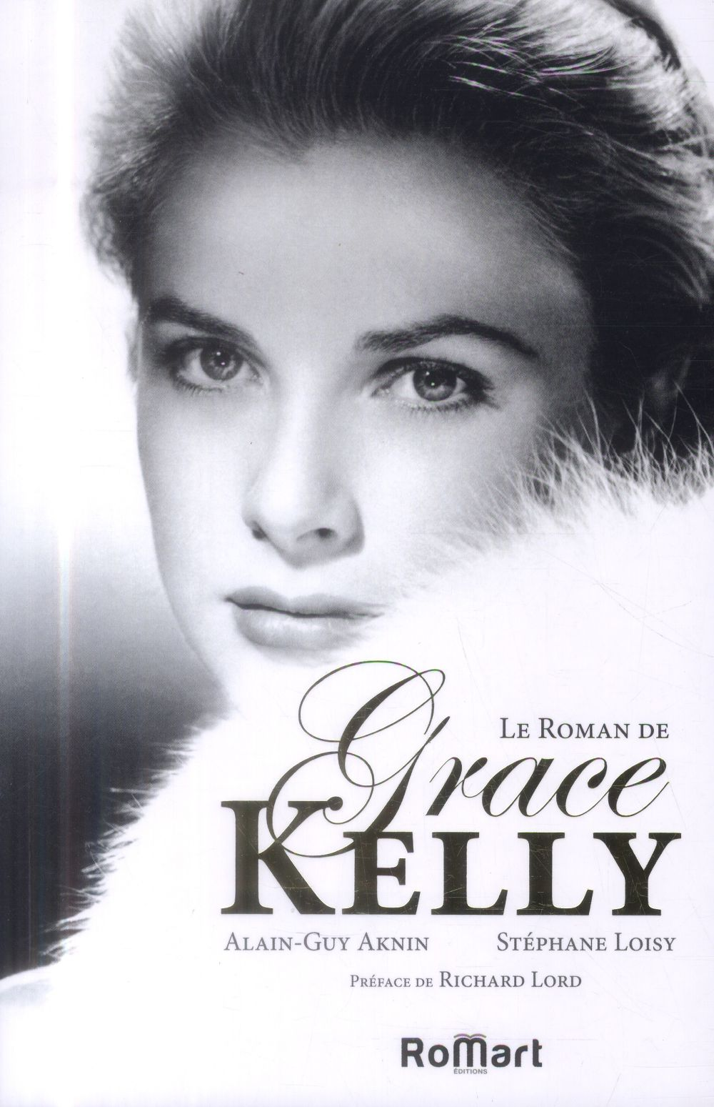 ROMAN DE GRACE KELLY