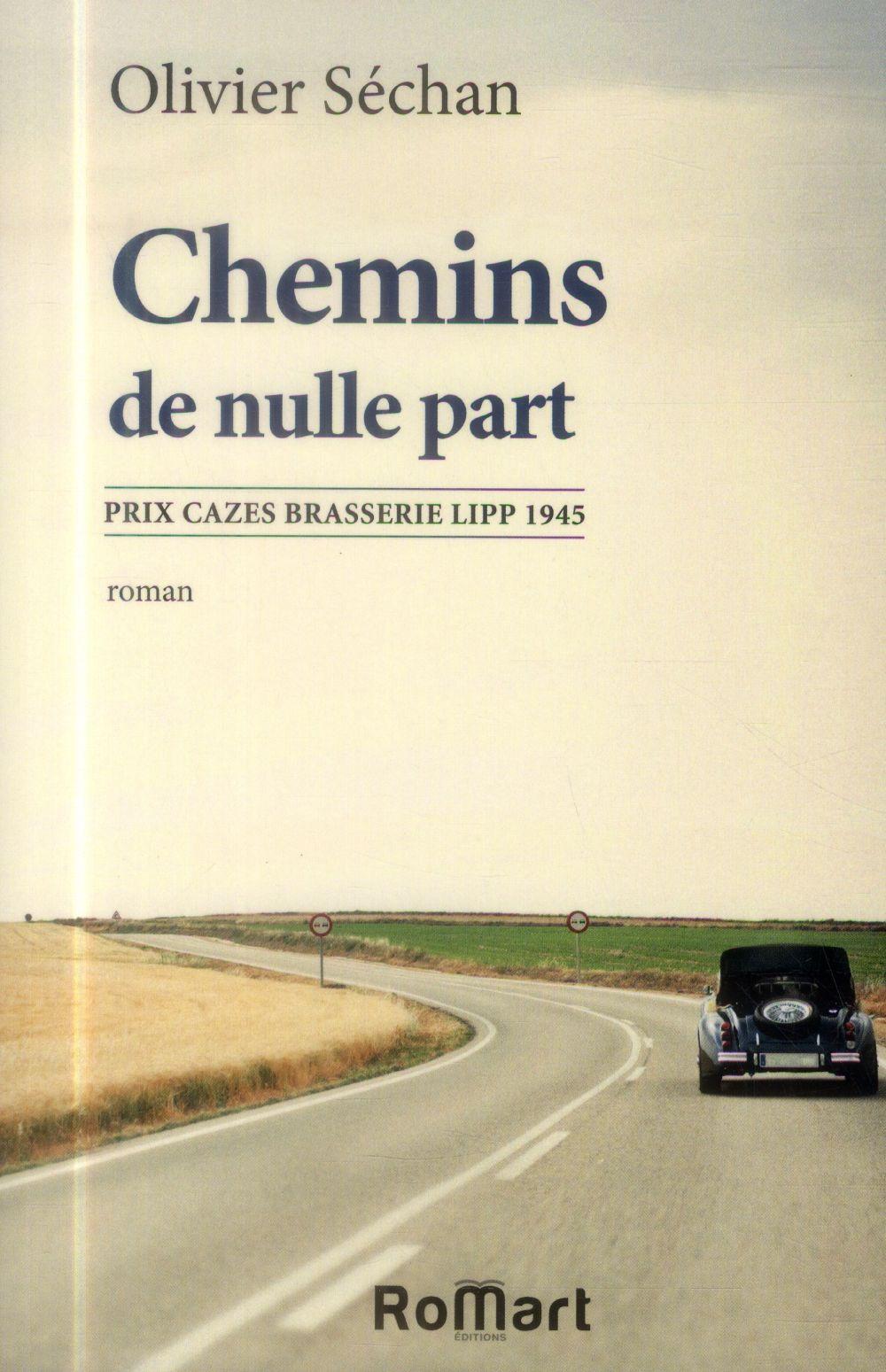 CHEMINS DE NULLE PART