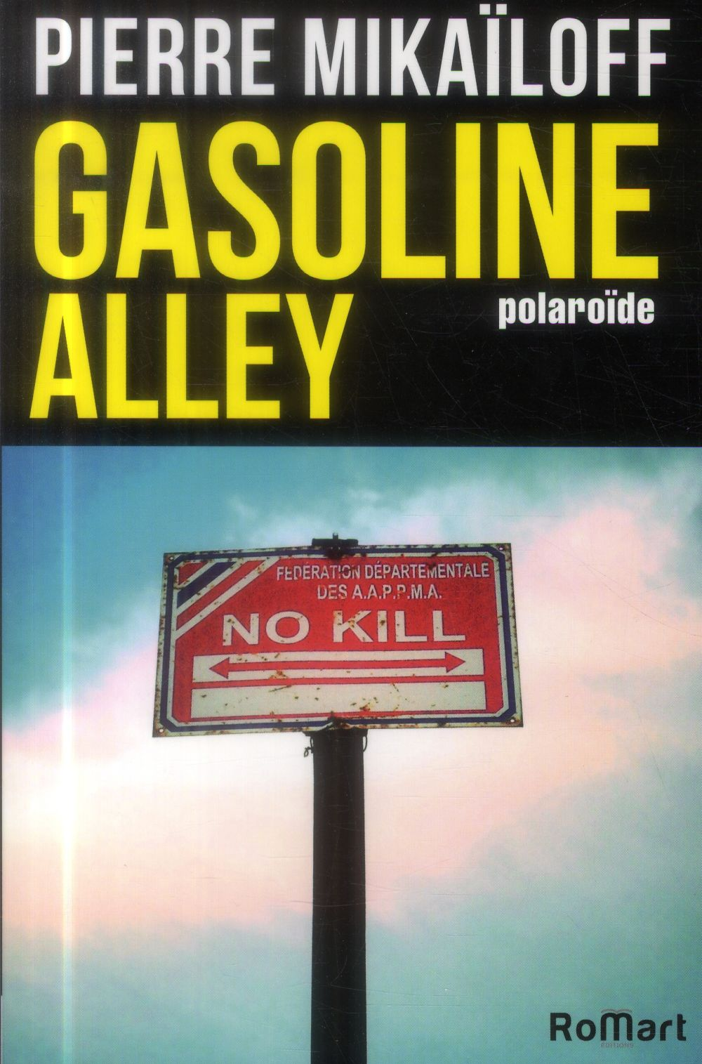 GASOLINE ALLEY- POLAROIDE