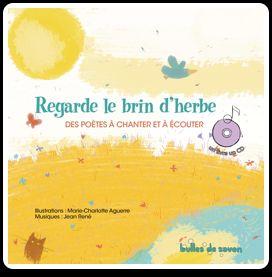 REGARDE LE BRIN D'HERBE + CD
