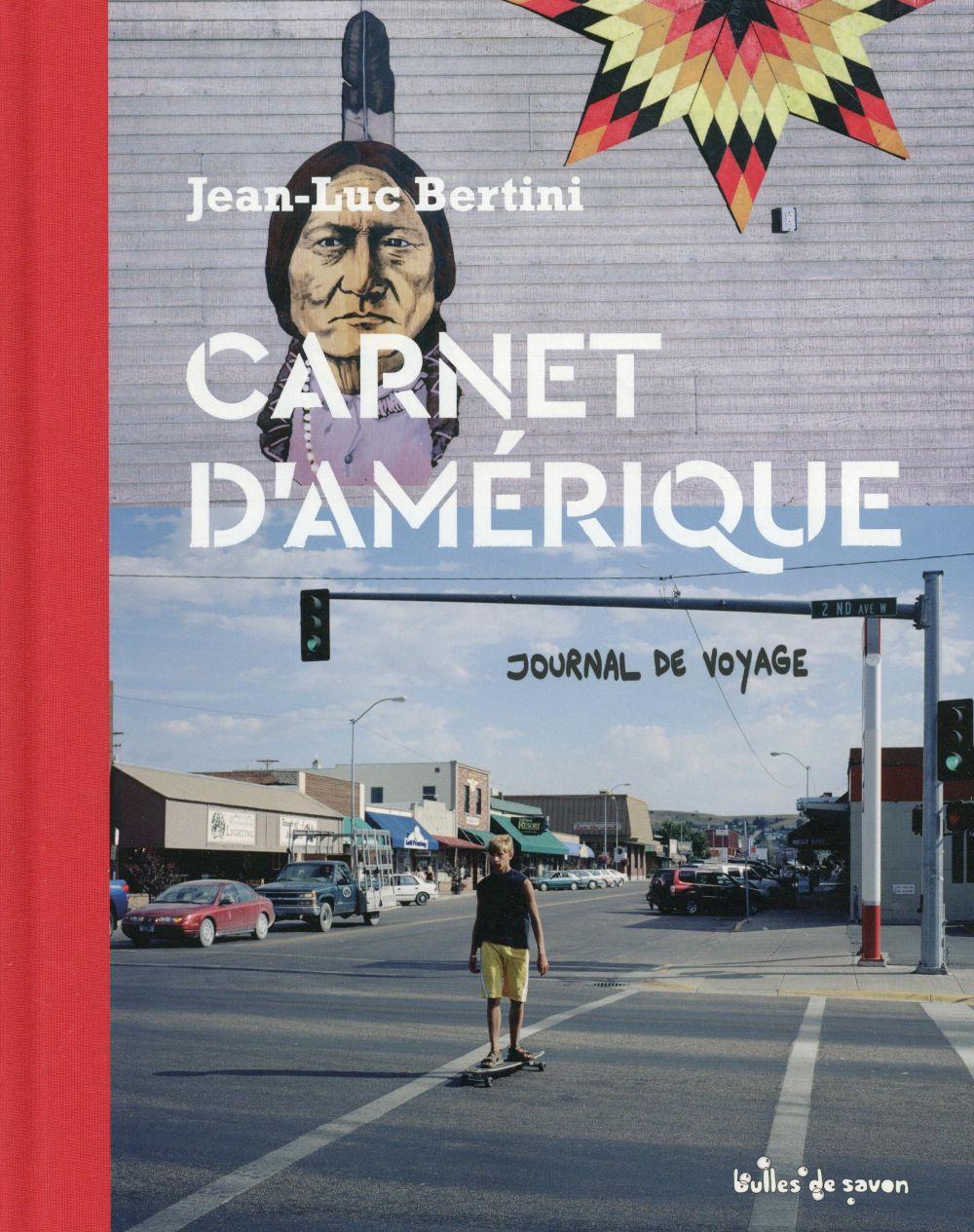 CARNET D'AMERIQUE